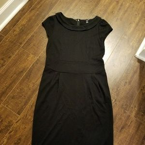 H & M little black dress
